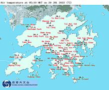 Regional Weather
