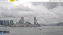 Weather Image of Central (Victoria Harbour)
