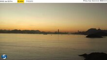 Weather Image of Peng Chau (overlooking Victoria Harbour)