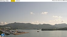 Weather Image of Sai Kung Marine East Station (northeast)