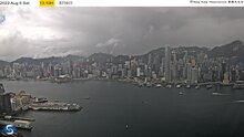 Weather Image of International Commerce Centre (looking towards the southeast)